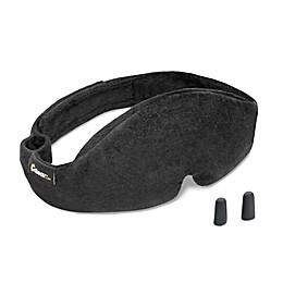 Cabeau® Midnight Magic Sleep Mask in Black