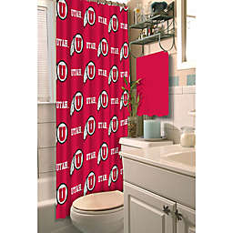 NCAA Shower Curtain by The Northwest
