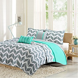 Nadia Reversible Coverlet Set