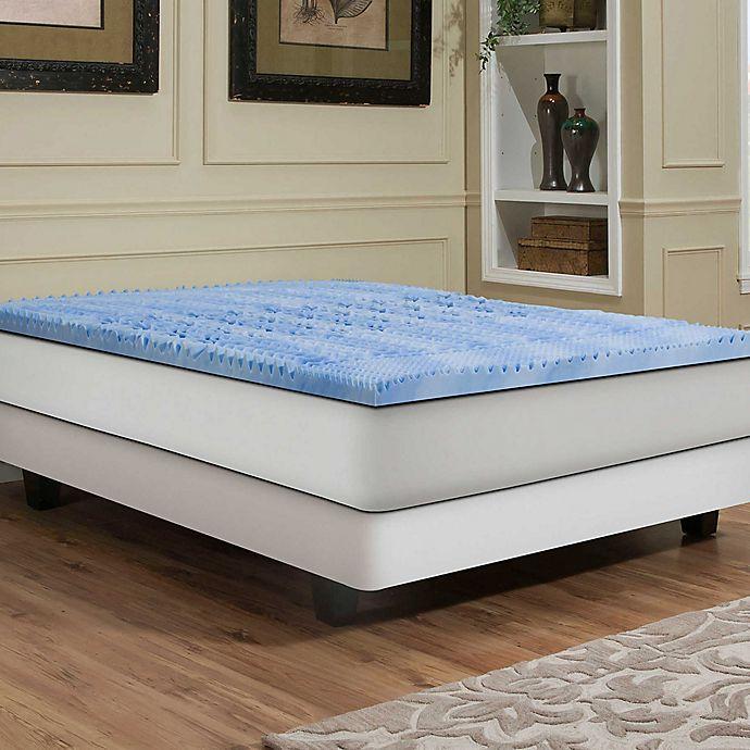 Bed Bath And Beyond Memory Foam Mattress Topper