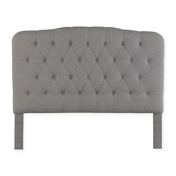 Alternate image 1 for E-Rest Leianna Upholstered Headboard