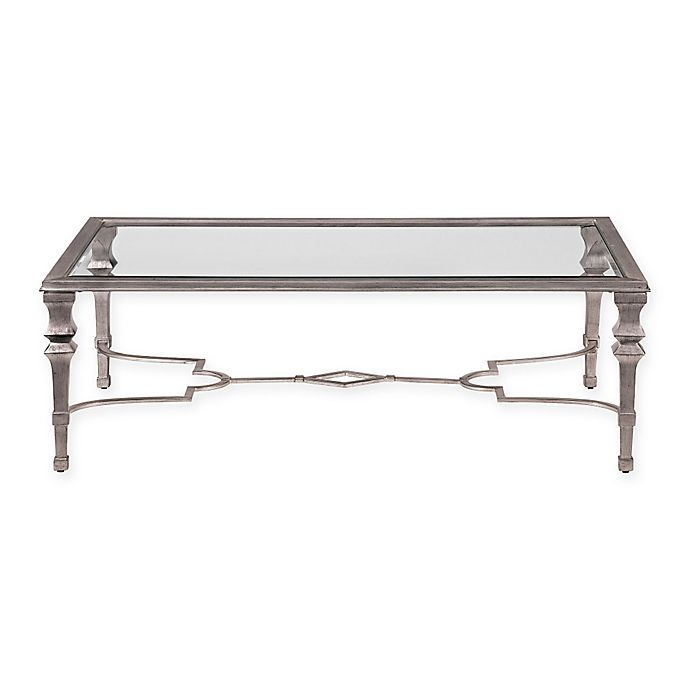 Alternate image 1 for Basset Mirror Company Sylvia Cocktail Table