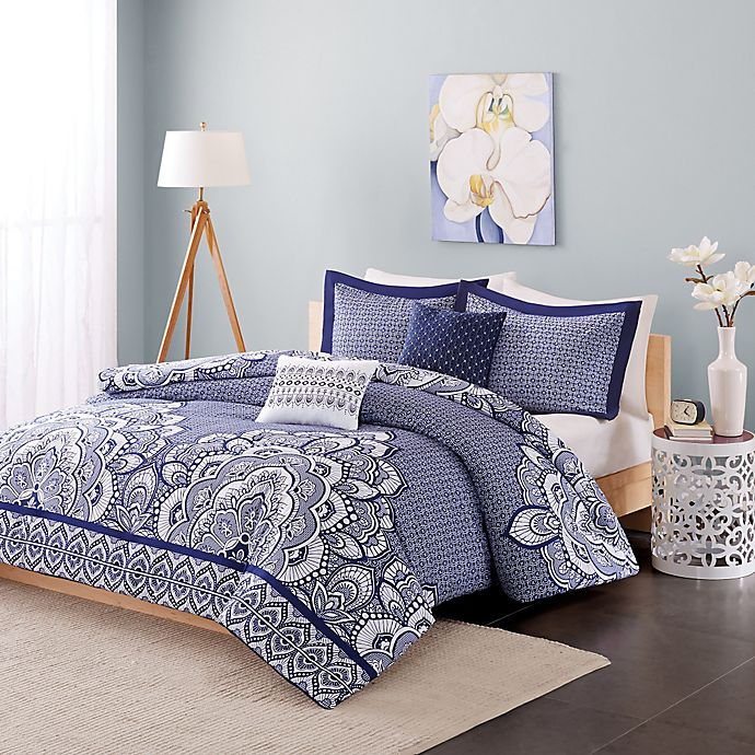 Intelligent Design Isabella Comforter Set Bed Bath And Beyond Canada