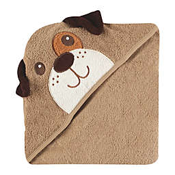 Baby Vision® Luvable Friends® Dog Embroidery Hooded Towel