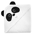 Baby Vision® Luvable Friends® Panda Embroidery Hooded Towel