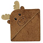 Baby Vision® Luvable Friends® Moose Embroidery Hooded Towel