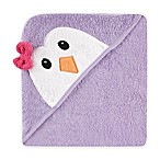 Baby Vision® Luvable Friends® Penguin Embroidery Hooded Towel