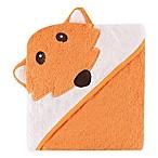 BabyVision® Luvable Friends® Fox Hooded Towel in Orange