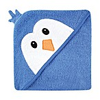 BabyVision® Luvable Friends® Penguin Hooded Towel in Blue