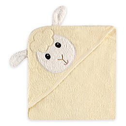 Baby Vision® Luvable Friends® Lamb Embroidery Hooded Towel