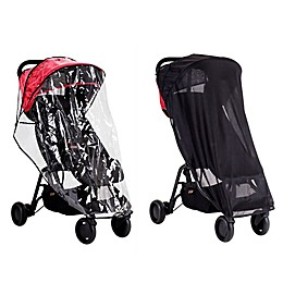 Mountain Buggy Nano All-Weather Covers (Set of 2)