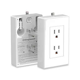 thingCHARGER® Outlet Device Charger in White