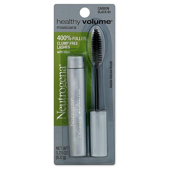 7db8dc9e3e4 Neutrogena® Healthy Volume® .21 oz. Mascara in Carbon Black 01 | Bed ...