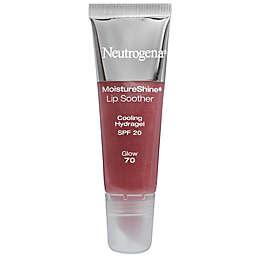 Neutrogena® Moistureshine® .35 oz. Lip Soother SPF 20 in Glow 70