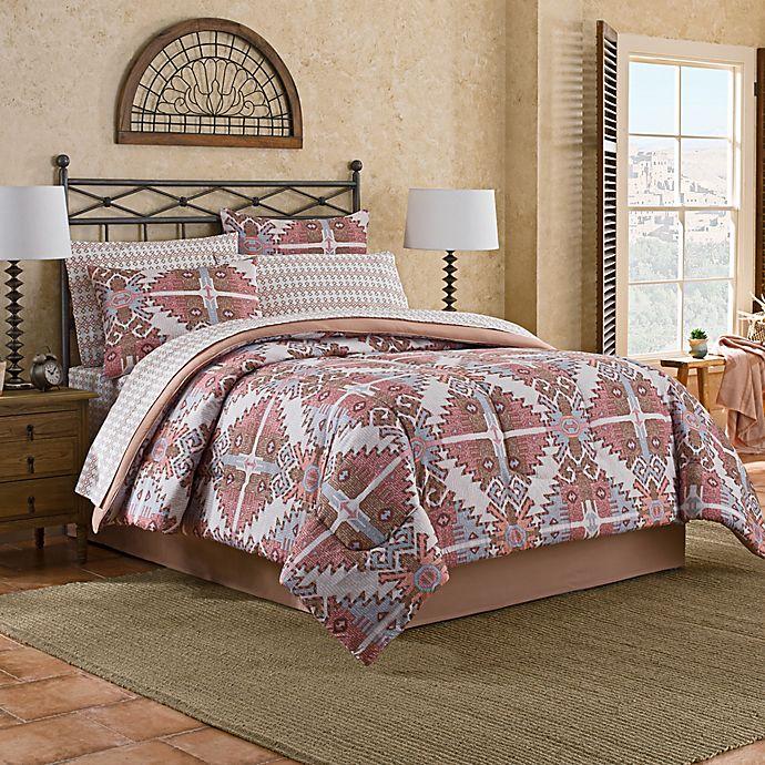 Alternate image 1 for Amos 6-Piece Twin Comforter Set