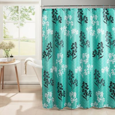 Whimsy Shower Curtain With Hooks