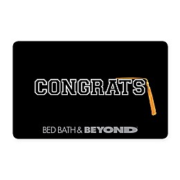 """Congrats"" Graduation Tassel Gift Card"