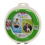Potette® Plus 2-in-1 Travel Potty and Trainer Seat in Green