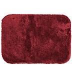 Wamsutta® Duet 20-Inch x 34-Inch Bath Rug in Wine