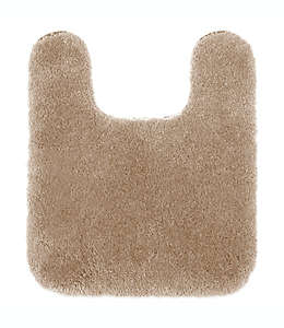Tapete para baño en herradura de Nylon Comforel Wamsutta® Duet color arena