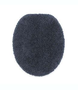Cubierta para tapa de inodoro de nylon Wamsutta® Duet universal color azul cobalto