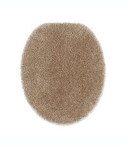 Cubierta alargada para tapa de inodoro Wamsutta® Duet, en arena