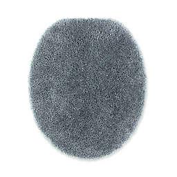 Wamsutta® Duet Elongated Toilet Lid Cover in Slate