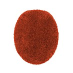 Wamsutta® Duet Universal Toilet Lid Cover in Paprika