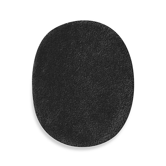 Alternate image 1 for Wamsutta® Duet Universal Toilet Lid Cover in Iron