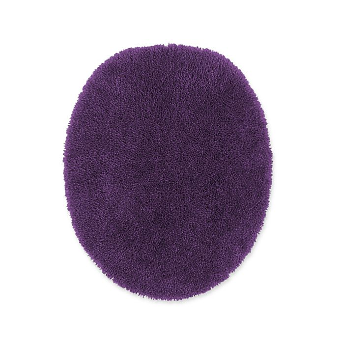 Alternate image 1 for Wamsutta® Duet Universal Toilet Lid Cover in Iris