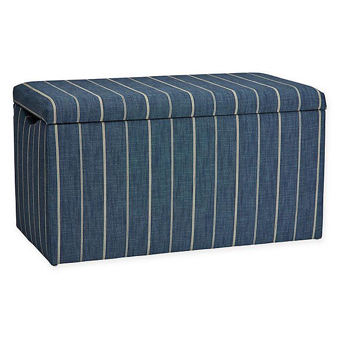 Alternate image 1 for Skyline Furniture Skylar Storage Bench