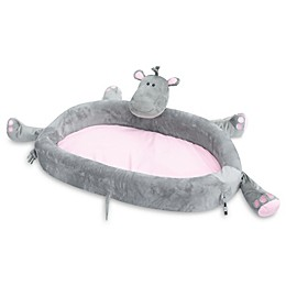 LulyZoo® Toddler Hippo Lounge Play Mat