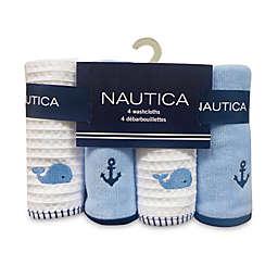 Nautica 4-Pack Washcloths