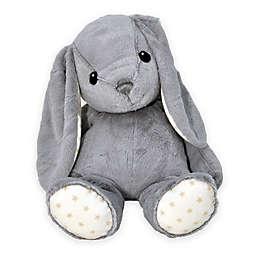 cloud b® Dreamy Hugginz Large Bunny Plush in Grey