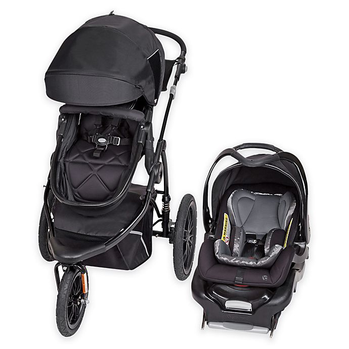 Baby Trend Bolt Performance Travel System In Black Bed Bath Beyond