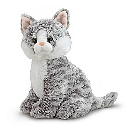 Melissa and Doug® Greycie Tabby Plush