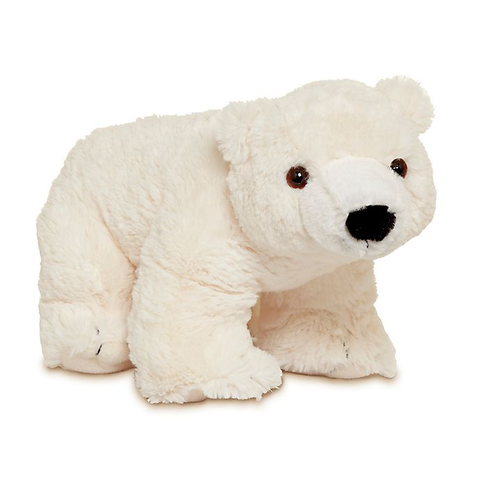 Alternate image 1 for Melissa and Doug® Glacier Polar Bear Plush
