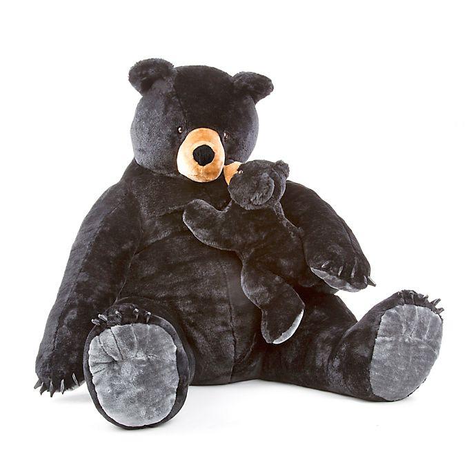 Melissa And Doug Black Bear And Cub Plush Bed Bath Beyond