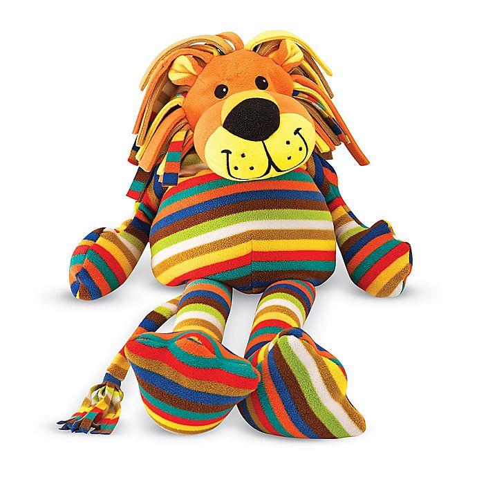 Melissa And Doug Elvis Lion Plush Buybuy Baby