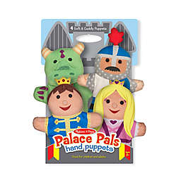 Melissa and Doug® Palace Pals Hand Puppets (Set of 4)