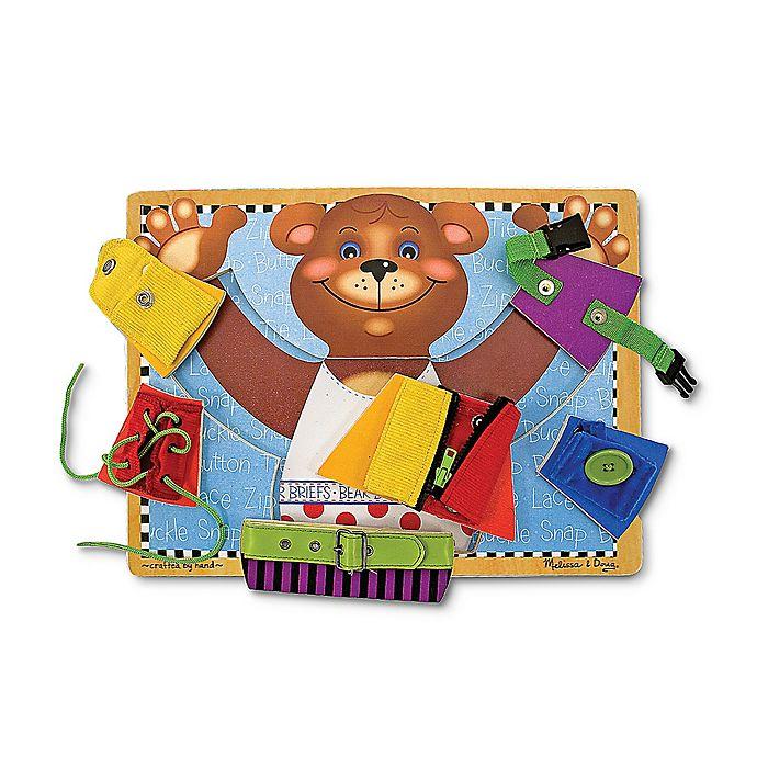 Alternate image 1 for Melissa and Doug® Basic Skills Board