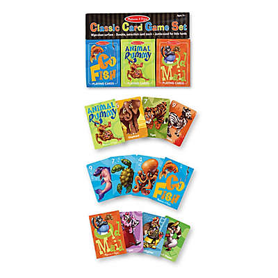 Melissa and Doug® Classic Card Game Set