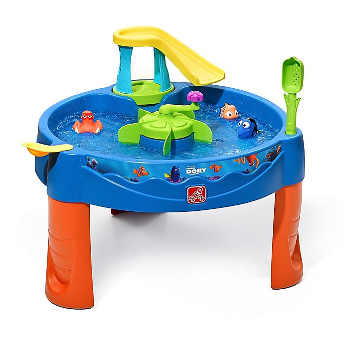 Alternate image 1 for Step2® Finding Dory™ Swim & Swirl Water Table
