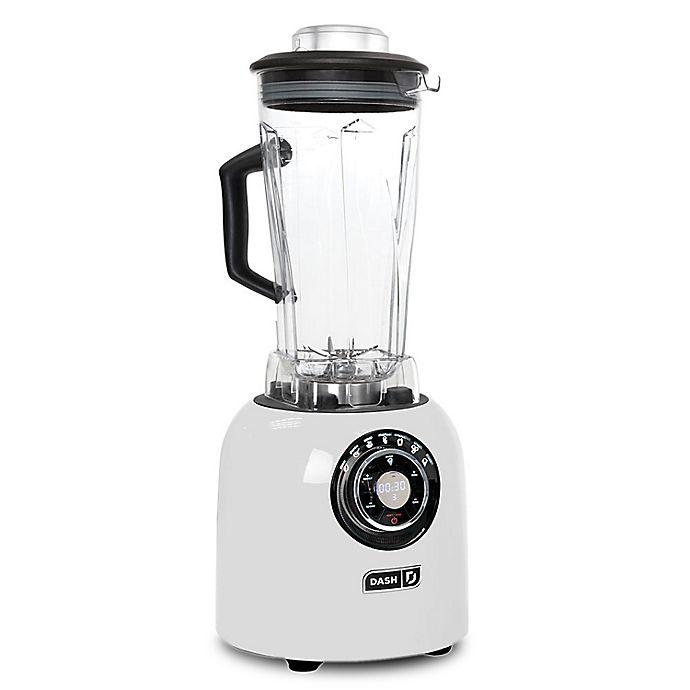 Alternate image 1 for Dash™ Chef Series Digital Blender in White