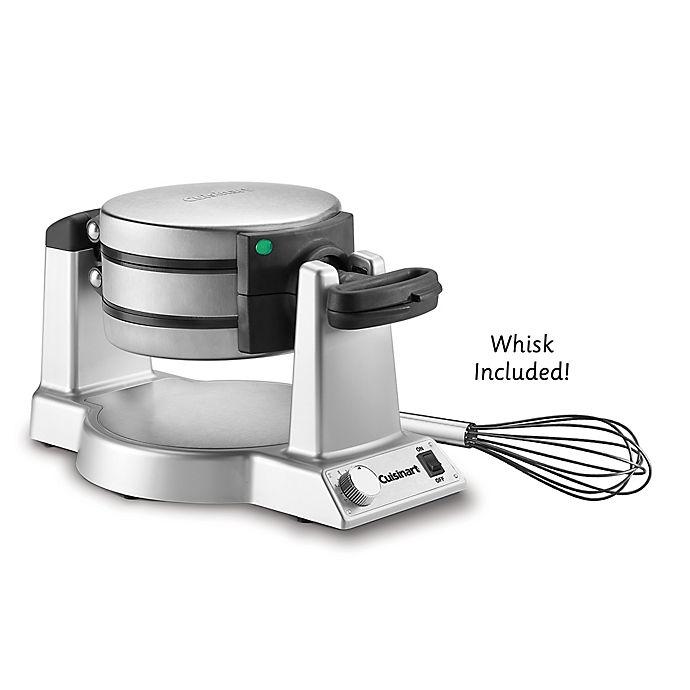 Alternate image 1 for Cuisinart® Double Belgian Waffle Maker