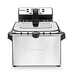 Cuisinart® 4 qt. Deep Fryer in Silver