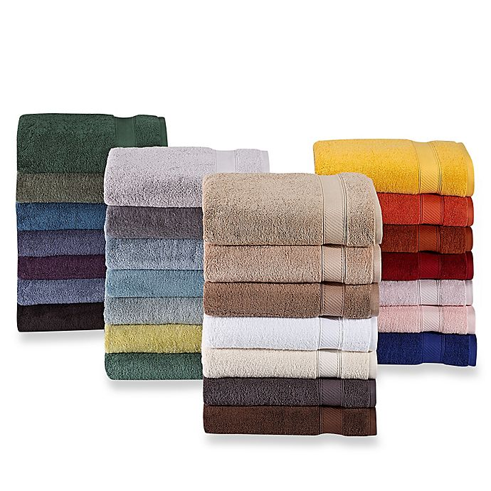 Alternate image 1 for Wamsutta® Hygro® Duet Bath Towel Collection