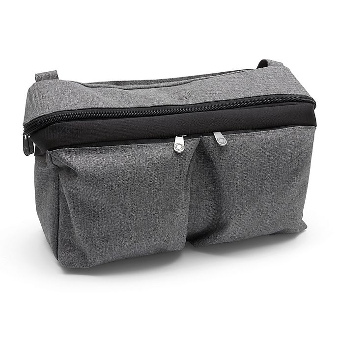 Alternate image 1 for Bugaboo Universal Stroller Organizer in Dark Grey