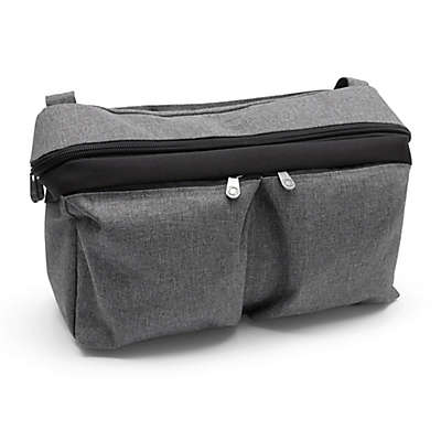 Bugaboo Universal Stroller Organizer in Dark Grey