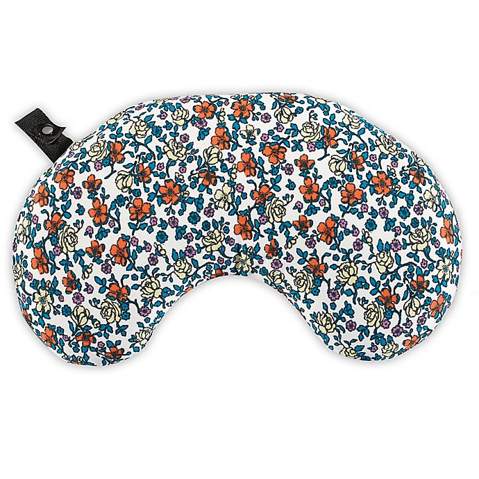 ad10b2531fcf bucky® Minnie Ditsy Compact Round Neck Pillow | Bed Bath & Beyond